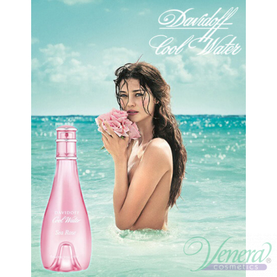Davidoff Cool Water Sea Rose EDT 30ml за Жени За Жени