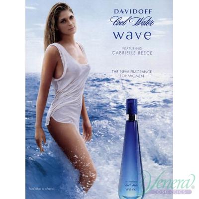 Davidoff Cool Water Wave EDT 100ml за Жени Дамски Парфюми