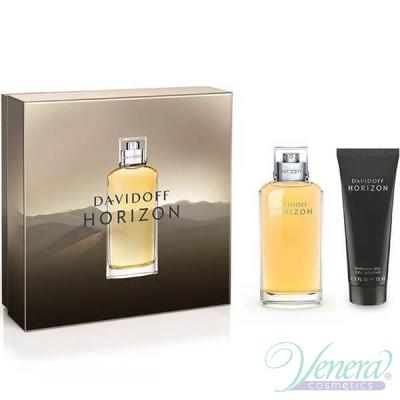 Davidoff Horizon Комплект (EDT 75ml + SG 75ml) за Мъже Мъжки Комплекти