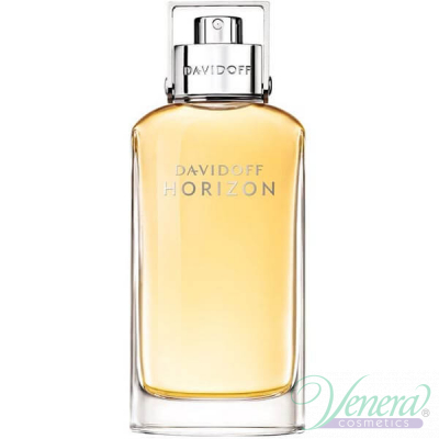 Davidoff Horizon EDT 125ml за Мъже БЕЗ ОПАКОВКА Мъжки Парфюми без опаковка
