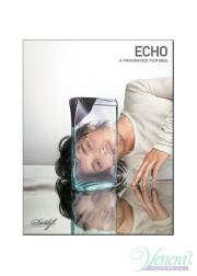 Davidoff Echo EDT 50ml για άνδρες Ανδρικά Αρώματα