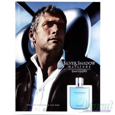 Davidoff Silver Shadow Altitude EDT 30ml за Мъже Мъжки Парфюми