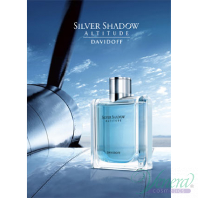 Davidoff Silver Shadow Altitude EDT 50ml за Мъже Мъжки Парфюми