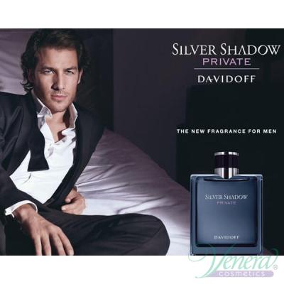Davidoff Silver Shadow Private EDT 100ml за Мъже Мъжки Парфюми