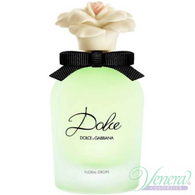 Dolce&Gabbana Dolce Floral Drops EDT 75ml за Жени БЕЗ ОПАКОВКА Дамски Парфюми без опаковка