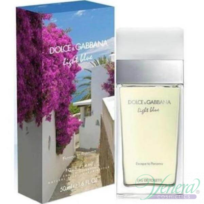 Dolce&Gabbana Light Blue Escape to Panarea EDT 100ml за Жени