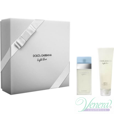 Dolce&Gabbana Light Blue Set (EDT 50ml...