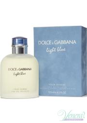 Dolce&Gabbana Light Blue EDT 200ml για άνδρες