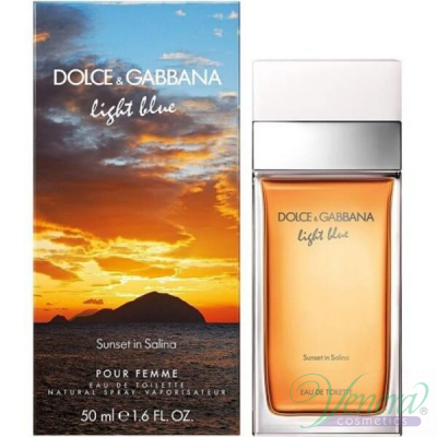 Dolce&Gabbana Light Blue Sunset in Salina EDT 100ml за Жени БЕЗ ОПАКОВКА Дамски Парфюми без опаковка