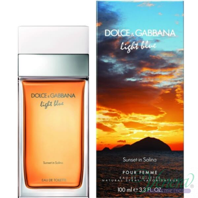 Dolce&Gabbana Light Blue Sunset in Salina EDT 50ml за Жени Дамски Парфюми