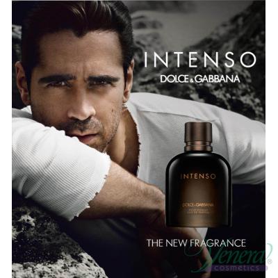 Dolce&Gabbana Pour Homme Intenso Комплект (EDP 125ml + AS Balm 100ml +SG 50ml) за Мъже Мъжки Парфюми