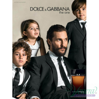 D&G The One Eau de Parfum EDP 50ml за Мъже Мъжки Парфюми