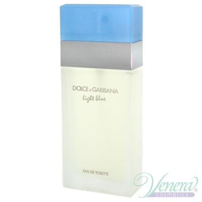 Dolce&Gabbana Light Blue EDT 100ml pentru Femei fără de ambalaj