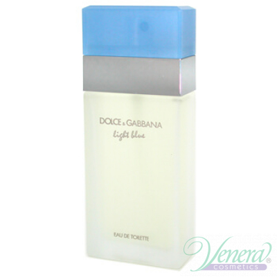 D&G Light Blue EDT 100ml за Жени БЕЗ ОПАКОВКА За Жени
