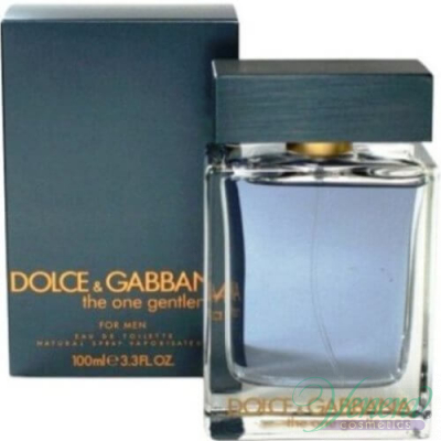 Dolce&Gabbana The One Gentleman EDT 100ml за Мъже