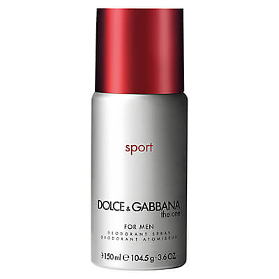 D&G The One Sport Deo Spray 150ml за Мъже За Мъже