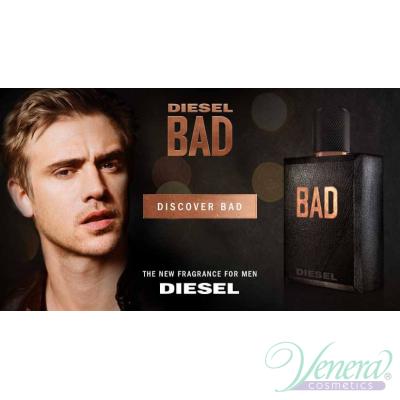 Diesel Bad EDT 75ml за Мъже БЕЗ ОПАКОВКА