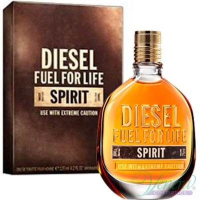 Diesel Fuel For Life Spirit EDT 50ml за Мъже