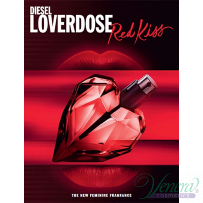 Diesel Loverdose Red Kiss EDP 75ml за Жени Дамски Парфюми