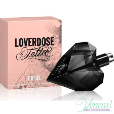 Diesel Loverdose Tattoo EDP 50ml за Жени