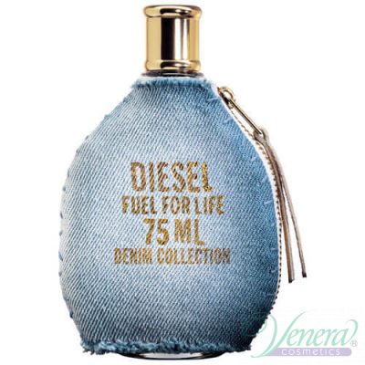 Diesel Fuel For Life Denim Collection EDT 75ml за Жени БЕЗ ОПАКОВКА