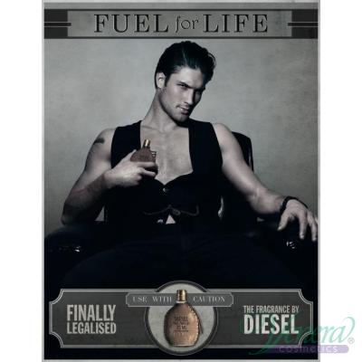 Diesel Fuel For Life EDT 75ml за Мъже Мъжки Парфюми