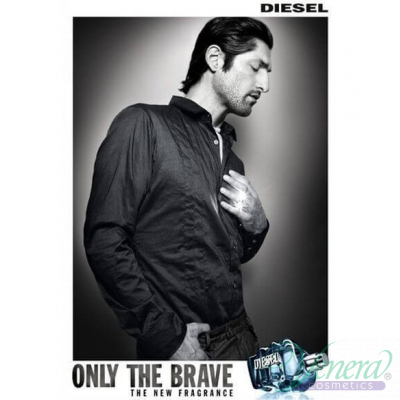 Diesel Only The Brave EDT 35ml за Мъже Мъжки Парфюми