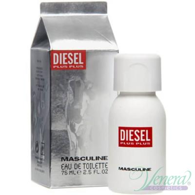 Diesel Plus Plus EDT 75ml за Мъже Мъжки Парфюми
