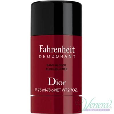 Dior Fahrenheit Deo Stick 75ml за Мъже Мъжки Парфюми