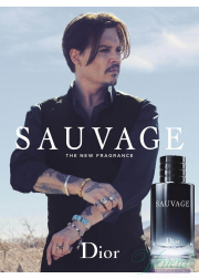 Dior Sauvage EDT 100ml για άνδρες ασυσκεύαστo Products without package