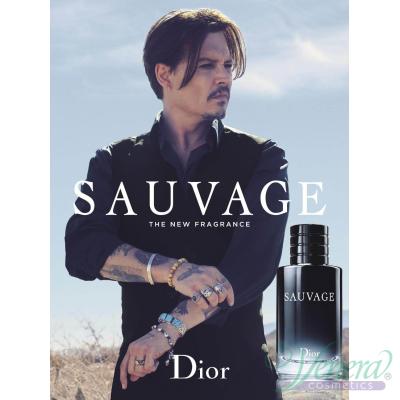 Dior Sauvage EDT 200ml за Мъже Мъжки Парфюми