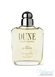 Dior Dune Pour Homme EDT 100ml για άνδρες ασυσκεύαστo Προϊόντα χωρίς συσκευασία