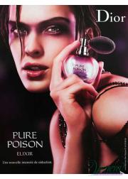 Dior Pure Poison Elixir EDP 30ml για γυναίκες Γυναικεία αρώματα
