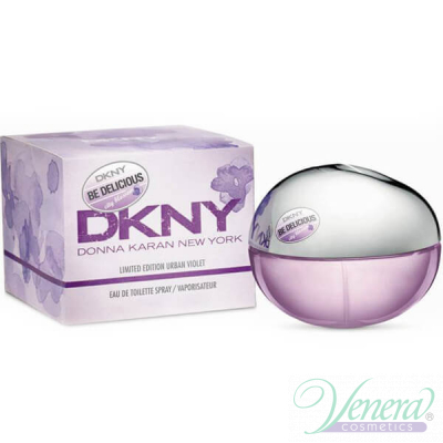 DKNY Be Delicious City Blossom Urban Violet EDT 50ml за Жени Дамски Парфюми