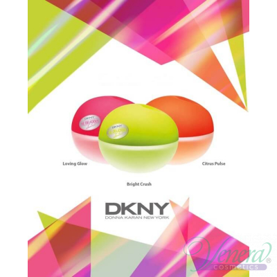 DKNY Be Delicious Electric Citrus Pulse EDT 50ml за Жени БЕЗ ОПАКОВКА Дамски Парфюми без опаковка