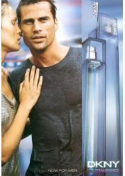 DKNY Men Energizing EDT 30ml for Men Men's Fragrance