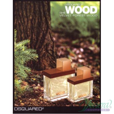 Dsquared2 She Wood Velvet Forest EDP 30ml за Жени Дамски Парфюми