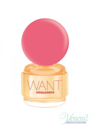 Dsquared2 Want Pink Ginger EDP 100ml για γυναίκες ασυσκεύαστo Women's Fragrances without package