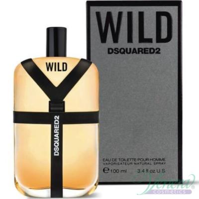 Dsquared2 Wild EDT 30ml за Мъже Мъжки Парфюми