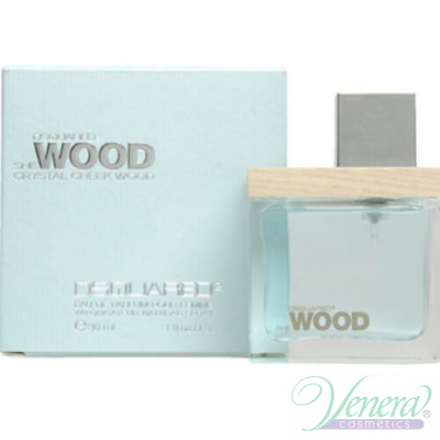 Dsquared2 She Wood Crystal Creek EDP 30ml за Жени