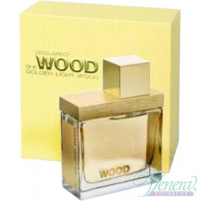 Dsquared2 She Wood Golden Light EDP 50ml за Жени Дамски Парфюми