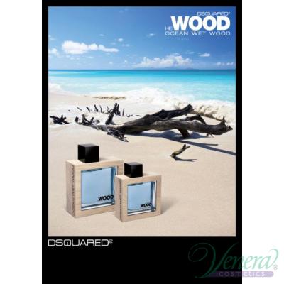 Dsquared2 He Wood Ocean Wet  EDT 50ml за Мъже Мъжки Парфюми