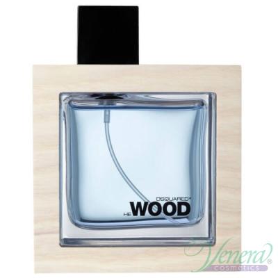 Dsquared2 He Wood Ocean Wet  EDT 100ml за Мъже БЕЗ ОПАКОВКА За Мъже