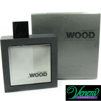 Dsquared2 He Wood Silver Wind EDT 50ml за Мъже