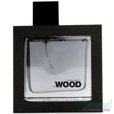 Dsquared2 He Wood Silver Wind  EDT 100ml за Мъже БЕЗ ОПАКОВКА