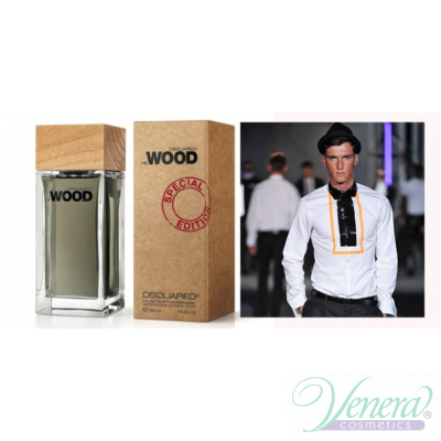 Dsquared2 He Wood Special Edition EDT 150ml за Мъже Мъжки Парфюми