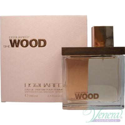 Dsquared2 She Wood EDP 30ml за Жени Дамски Парфюми