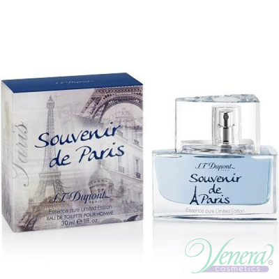 S.T. Dupont Essence Pure Souvenir de Paris EDT 30ml за Мъже