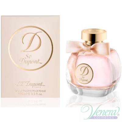S.T. Dupont So Dupont EDT 50ml за Жени
