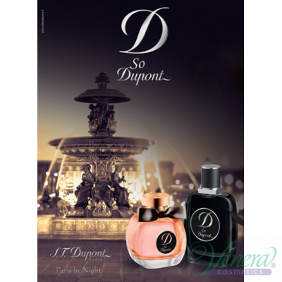 S.T. Dupont So Dupont Paris by Night EDP 100ml pentru Femei